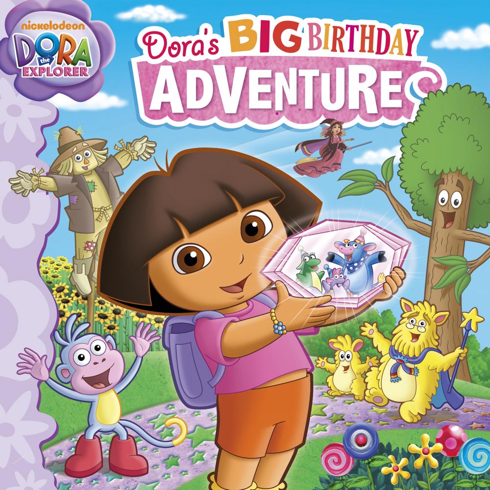 Happy Birthday Dora! | Simon & Schuster Canada's Blog