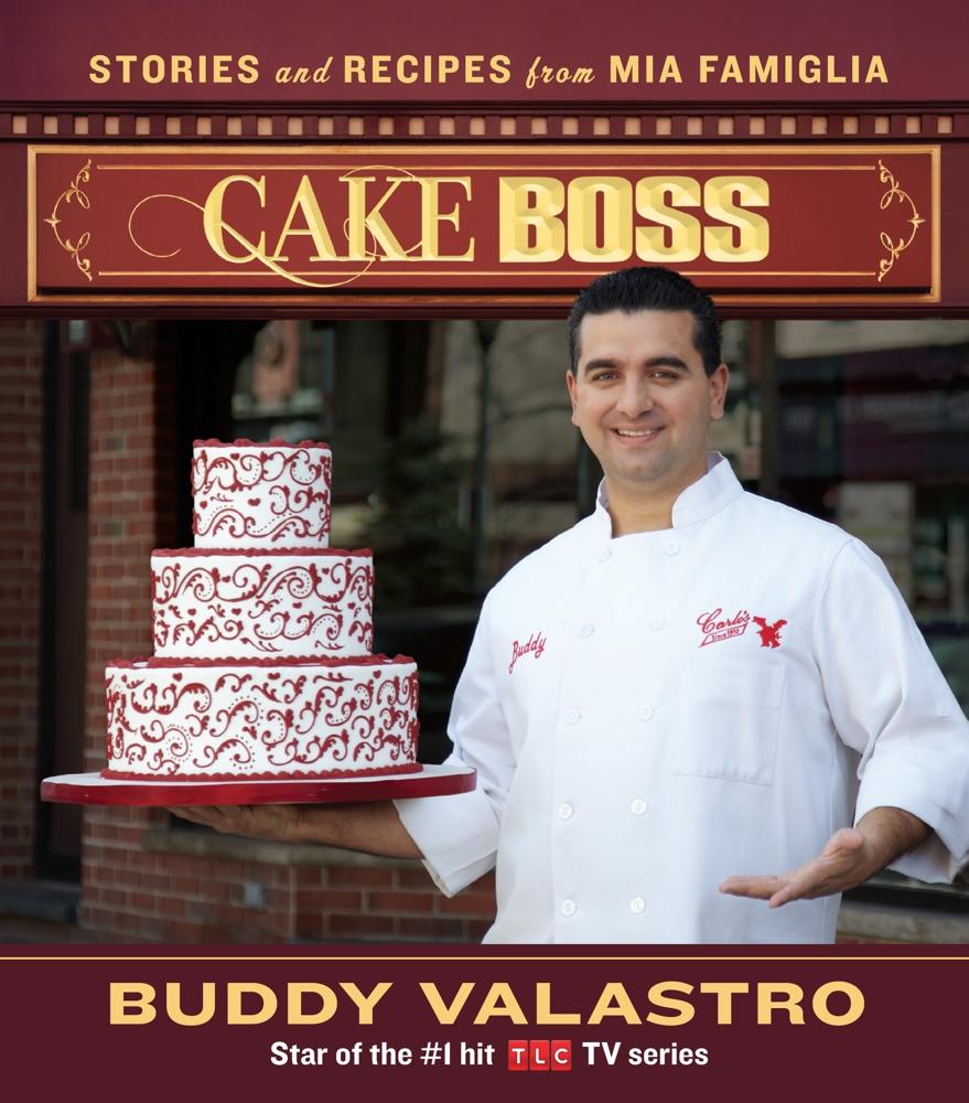 Cake Boss Mailing Address